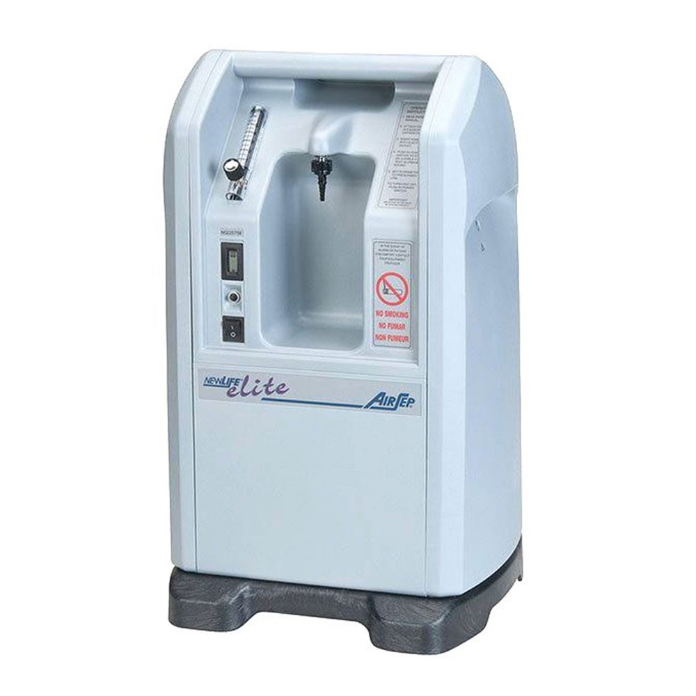 AirSep NewLife Elite Oxygen Concentrator w/ Oxygen Monitor