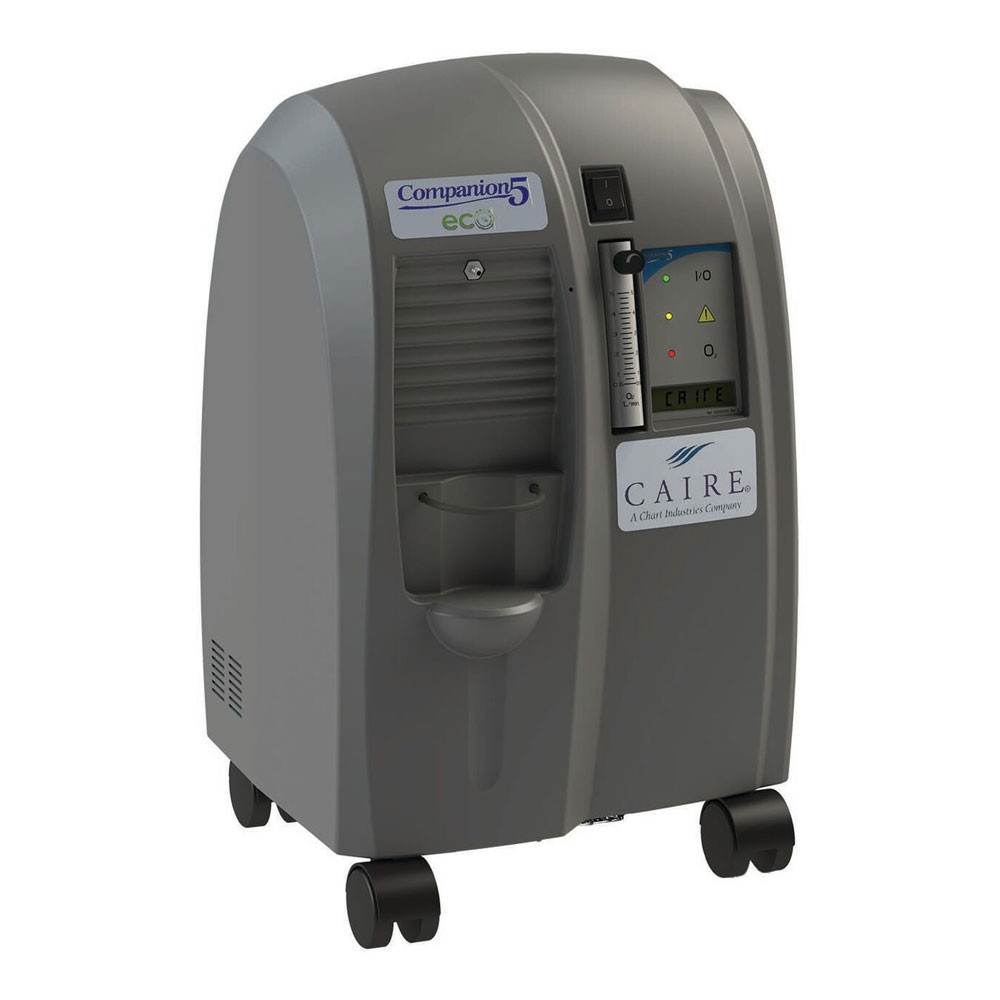 Companion 5 Home Oxygen Concentrator System