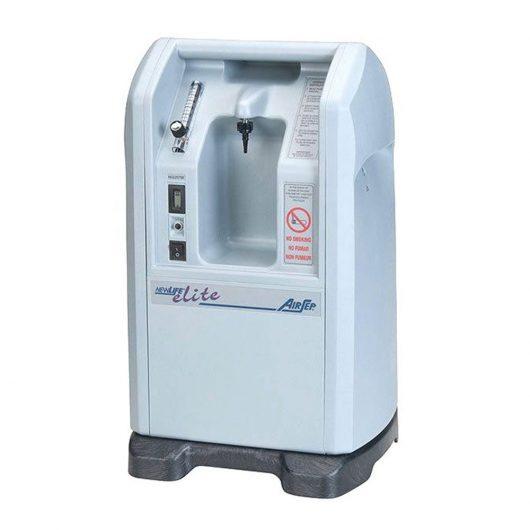 AirSep NewLife Elite Oxygen Concentrator w/ Oxygen Monitor