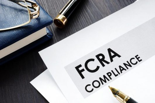 Fair Credit Reporting Act Disclosure & Authorization