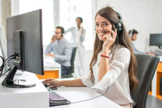 Customer Service & Intake Departments